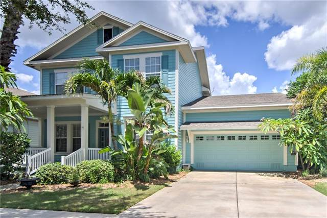 5201 Covesound Way, Apollo Beach, FL 33572 (MLS #T3186438) :: Team Bohannon Keller Williams, Tampa Properties