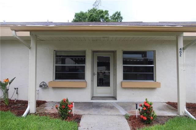 10740 43RD Street N #402, Clearwater, FL 33762 (MLS #T3186568) :: The Duncan Duo Team