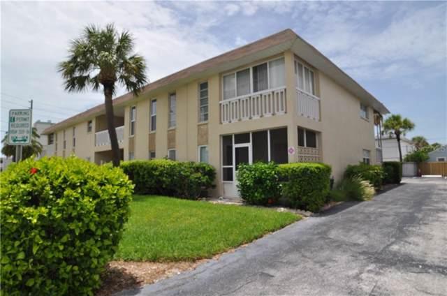 7003 Sunset Way #10, St Pete Beach, FL 33706 (MLS #T3186592) :: Dalton Wade Real Estate Group