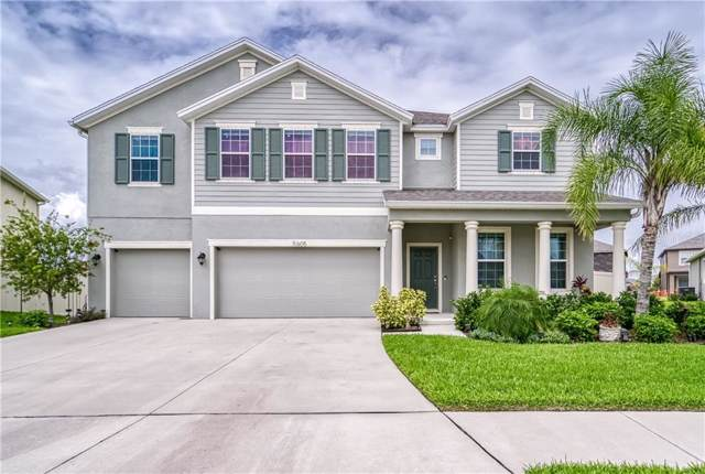 11605 Tetrafin Drive, Riverview, FL 33579 (MLS #T3186601) :: Jeff Borham & Associates at Keller Williams Realty