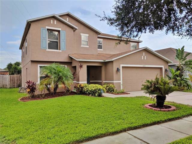 10326 Boyette Creek Boulevard, Riverview, FL 33569 (MLS #T3186605) :: Jeff Borham & Associates at Keller Williams Realty