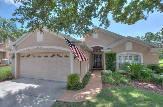 3706 Brickell Court, Land O Lakes, FL 34639 (MLS #T3186630) :: Cartwright Realty