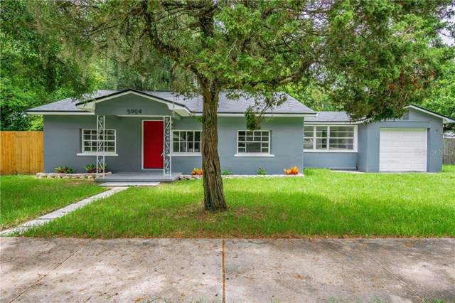5904 N 20TH Street, Tampa, FL 33610 (MLS #T3186638) :: Griffin Group