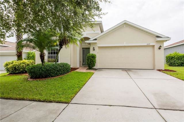 1629 Emerald Hill Way, Valrico, FL 33594 (MLS #T3186649) :: Jeff Borham & Associates at Keller Williams Realty