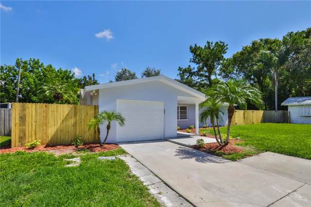 2296 Capri Drive, Clearwater, FL 33763 (MLS #T3186706) :: Griffin Group