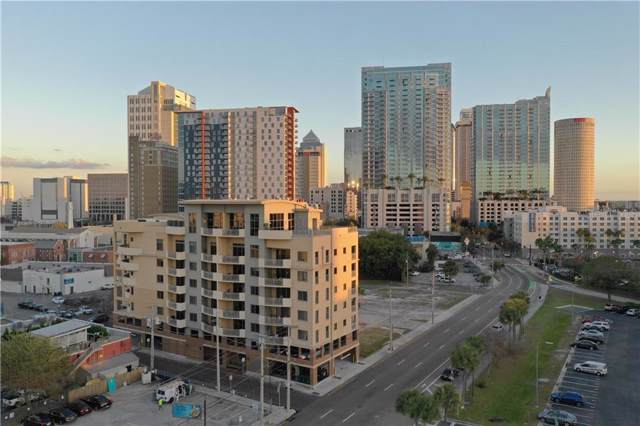 1108 N Franklin Street N #502, Tampa, FL 33602 (MLS #T3186757) :: Your Florida House Team