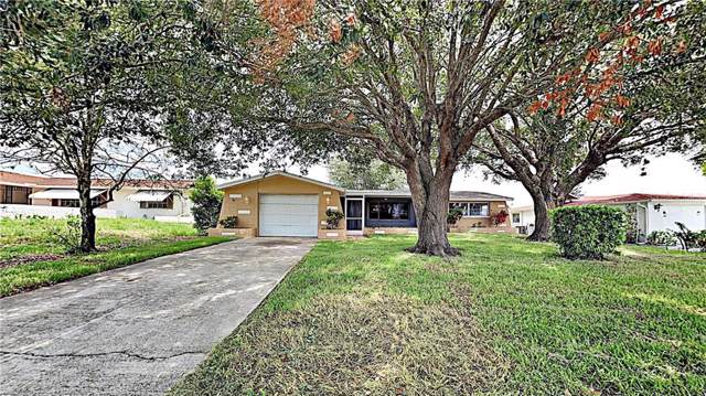 3648 Blackhawk Drive, New Port Richey, FL 34652 (MLS #T3186848) :: Jeff Borham & Associates at Keller Williams Realty