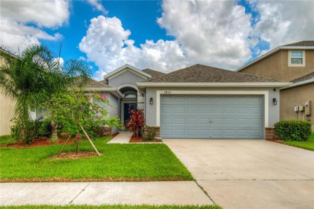 2432 Dovesong Trace Drive, Ruskin, FL 33570 (MLS #T3186876) :: Dalton Wade Real Estate Group