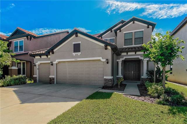 7008 Island Queen Court, Sarasota, FL 34233 (MLS #T3186939) :: Gate Arty & the Group - Keller Williams Realty