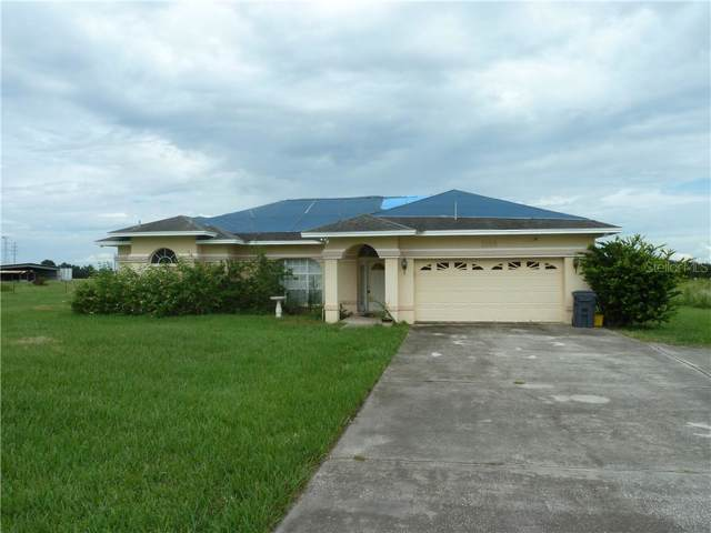 1105 Mount Pisgah Road, Fort Meade, FL 33841 (MLS #T3187013) :: The Duncan Duo Team