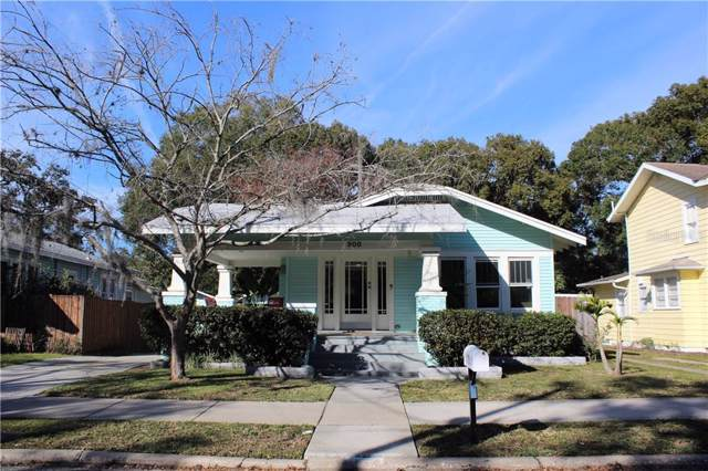 908 E Hamilton Avenue, Tampa, FL 33604 (MLS #T3187090) :: Team Bohannon Keller Williams, Tampa Properties