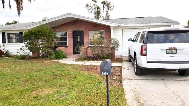 3104 Domino Drive, Holiday, FL 34691 (MLS #T3187179) :: Team Bohannon Keller Williams, Tampa Properties