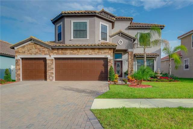 11928 Cinnamon Fern Drive, Riverview, FL 33579 (MLS #T3187344) :: The Duncan Duo Team