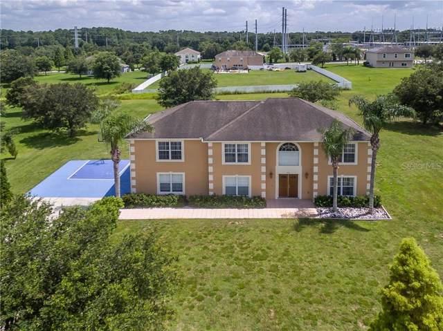2513 Derby Glen Drive, Lutz, FL 33559 (MLS #T3187381) :: Premier Home Experts