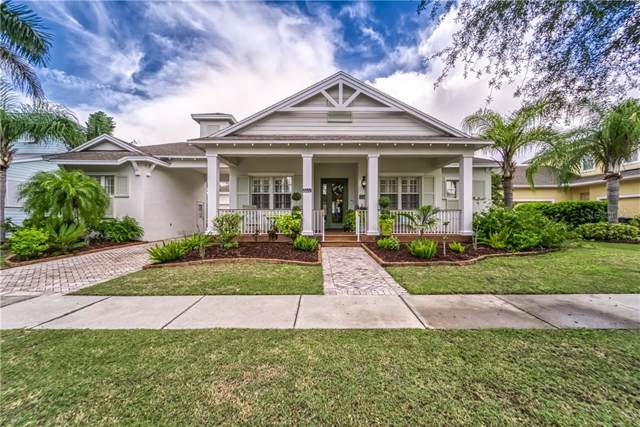 5507 Merritt Island Drive, Apollo Beach, FL 33572 (MLS #T3187389) :: Team Bohannon Keller Williams, Tampa Properties