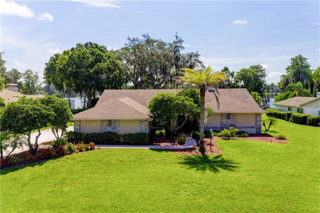 15203 Lake Maurine Drive, Odessa, FL 33556 (MLS #T3187392) :: Griffin Group