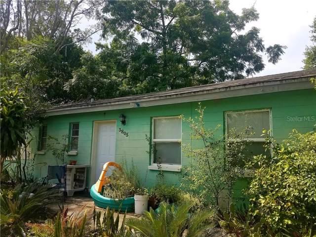 3805 W Wallace Avenue, Tampa, FL 33611 (MLS #T3187410) :: Dalton Wade Real Estate Group