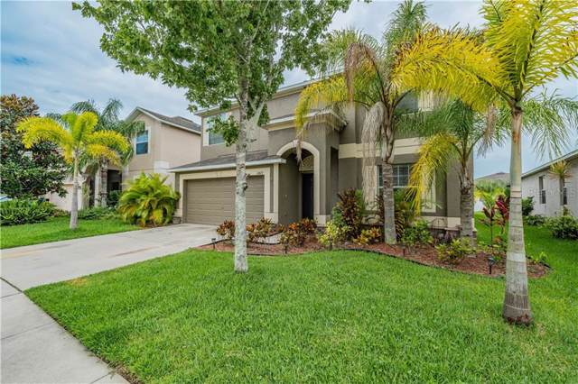 2429 Roanoke Springs Drive, Ruskin, FL 33570 (MLS #T3187473) :: Team Bohannon Keller Williams, Tampa Properties