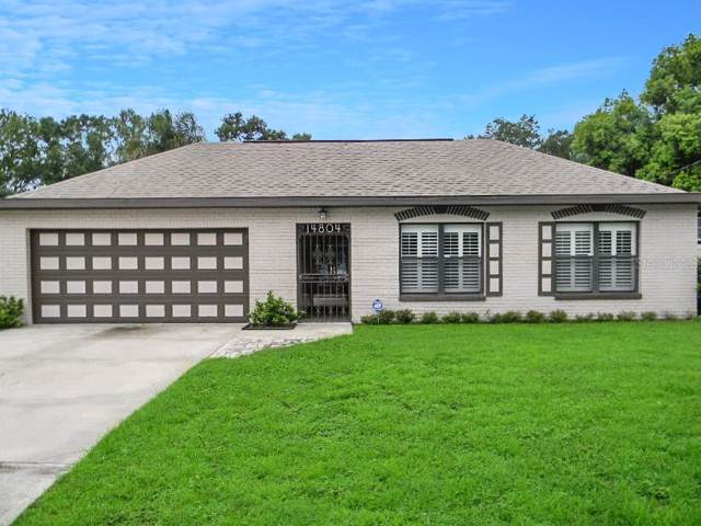 14804 Carnation Dr, Tampa, FL 33613 (MLS #T3187483) :: Team Bohannon Keller Williams, Tampa Properties