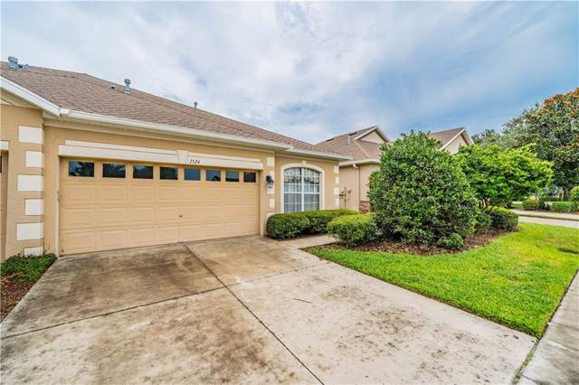 7524 Surrey Pines Drive #7524, Apollo Beach, FL 33572 (MLS #T3187529) :: Delgado Home Team at Keller Williams