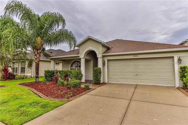 4026 Huntingdale Court, Wesley Chapel, FL 33543 (MLS #T3187597) :: Florida Real Estate Sellers at Keller Williams Realty