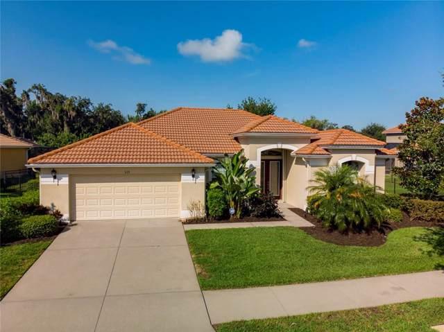 319 Royal Bonnet Drive, Apollo Beach, FL 33572 (MLS #T3187677) :: Team Bohannon Keller Williams, Tampa Properties