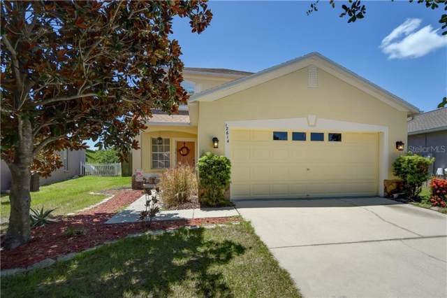 12614 Montford Lane, Riverview, FL 33579 (MLS #T3187698) :: Team Bohannon Keller Williams, Tampa Properties