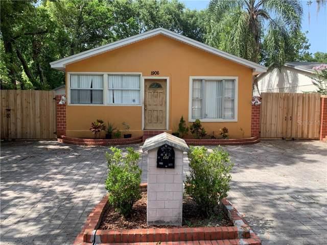 1906 E New Orleans Avenue, Tampa, FL 33610 (MLS #T3187719) :: Burwell Real Estate