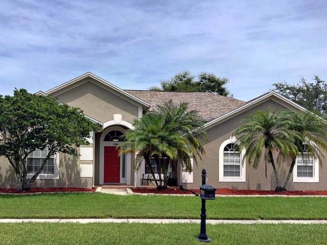 17918 Sparrows Nest Drive, Lutz, FL 33558 (MLS #T3187720) :: Medway Realty