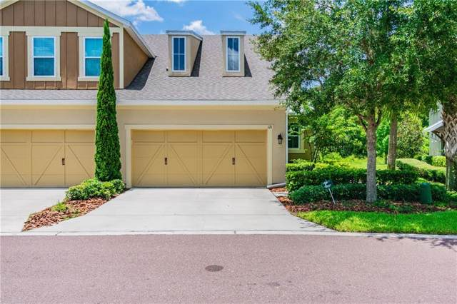 121 Villa Preserve Avenue, Lutz, FL 33548 (MLS #T3187750) :: Lockhart & Walseth Team, Realtors