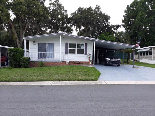 726 Cassandra Lane, Lakeland, FL 33809 (MLS #T3187768) :: Delgado Home Team at Keller Williams