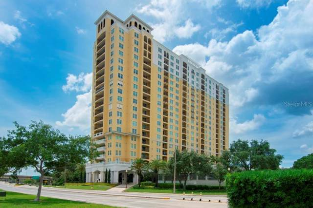 345 Bayshore Boulevard #509, Tampa, FL 33606 (MLS #T3187819) :: Ideal Florida Real Estate