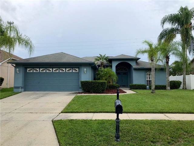 1854 Canoe Drive, Lutz, FL 33559 (MLS #T3187958) :: Bridge Realty Group