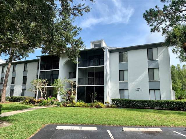 1309 Pine Ridge Circle E F3, Tarpon Springs, FL 34688 (MLS #T3188000) :: Team TLC | Mihara & Associates