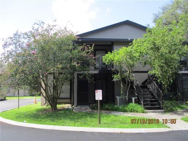 4011 Tumble Wood Trail #102, Tampa, FL 33613 (MLS #T3188002) :: Burwell Real Estate