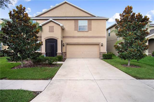 18411 Aylesbury Lane, Land O Lakes, FL 34638 (MLS #T3188019) :: GO Realty