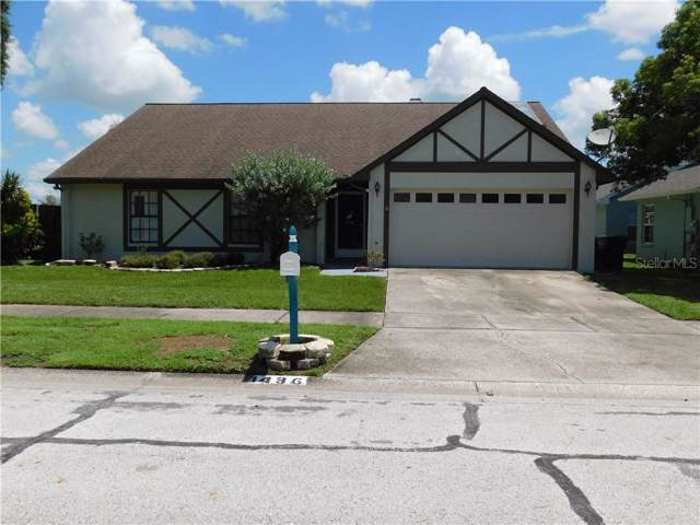 1436 Shell Flower Drive, Brandon, FL 33511 (MLS #T3188024) :: The Robertson Real Estate Group