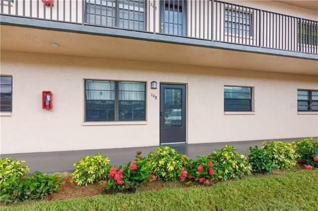5971 Terrace Park Drive N #108, St Petersburg, FL 33709 (MLS #T3188033) :: Lockhart & Walseth Team, Realtors