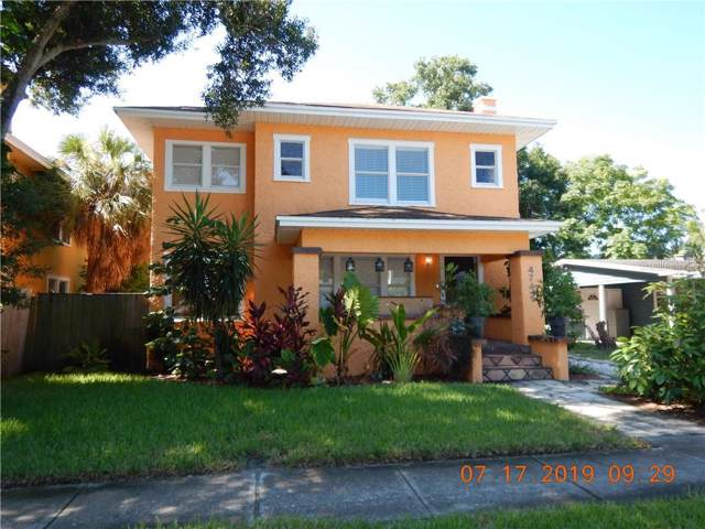 4742 9TH Avenue S, St Petersburg, FL 33711 (MLS #T3188158) :: White Sands Realty Group