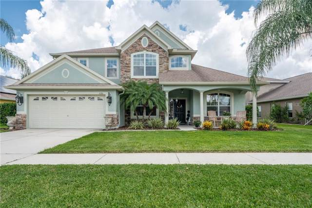 4736 Pointe O Woods Drive, Wesley Chapel, FL 33543 (MLS #T3188419) :: The Duncan Duo Team