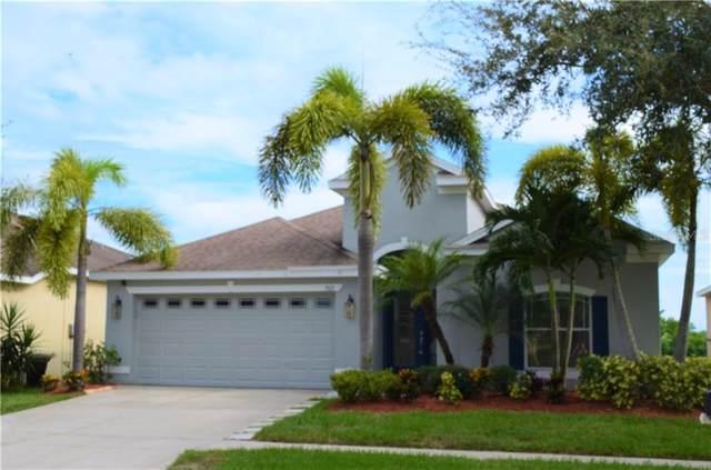 903 Parker Den Drive, Ruskin, FL 33570 (MLS #T3188804) :: Cartwright Realty