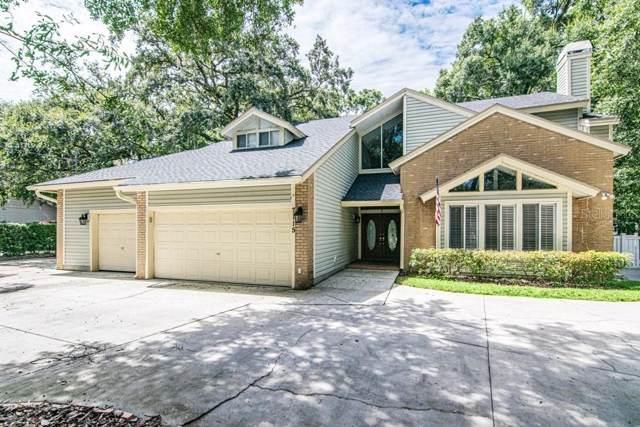 7115 Lauder Place, Tampa, FL 33617 (MLS #T3188854) :: Team Bohannon Keller Williams, Tampa Properties