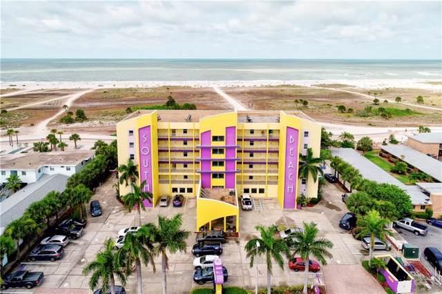 11360 Gulf Boulevard #208, Treasure Island, FL 33706 (MLS #T3189080) :: Armel Real Estate