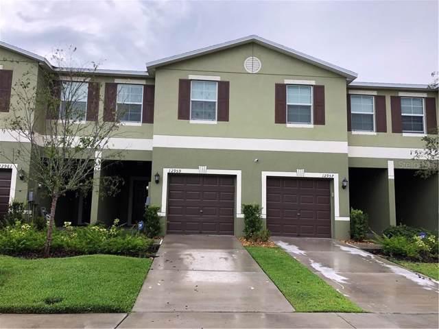 12959 Utopia Gardens Way, Riverview, FL 33579 (MLS #T3189178) :: Delgado Home Team at Keller Williams