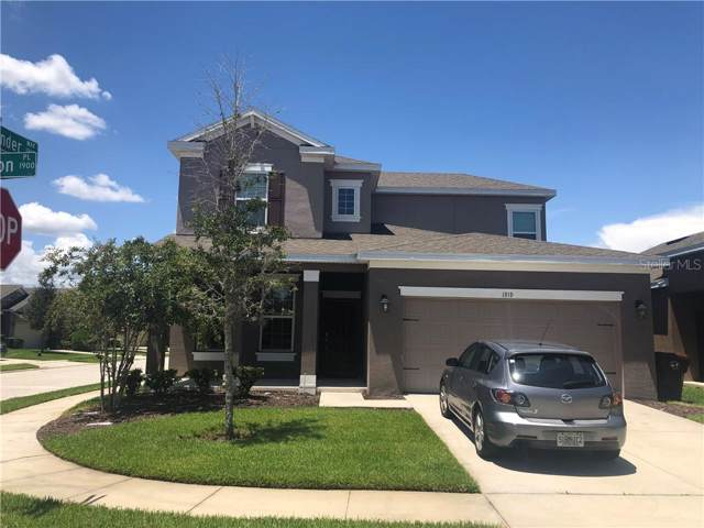 1919 Pontoon Place, Kissimmee, FL 34746 (MLS #T3189297) :: Ideal Florida Real Estate