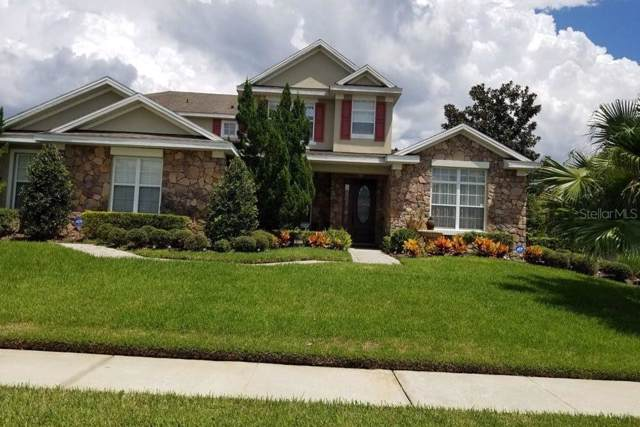 1065 Cavan Drive, Apopka, FL 32703 (MLS #T3189524) :: GO Realty