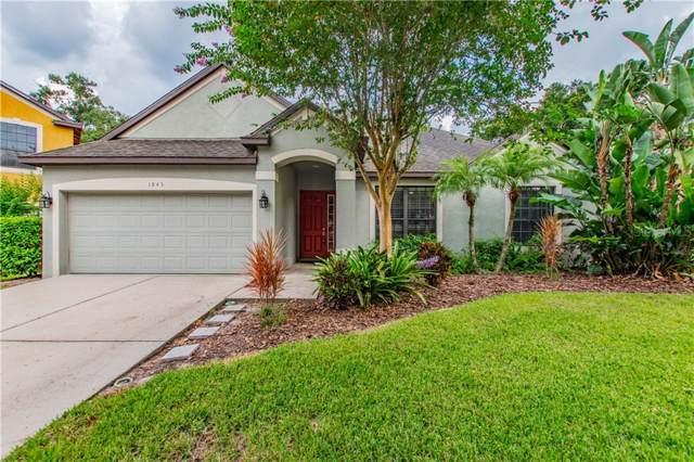 1945 Abbey Ridge Drive, Dover, FL 33527 (MLS #T3189634) :: Team Bohannon Keller Williams, Tampa Properties