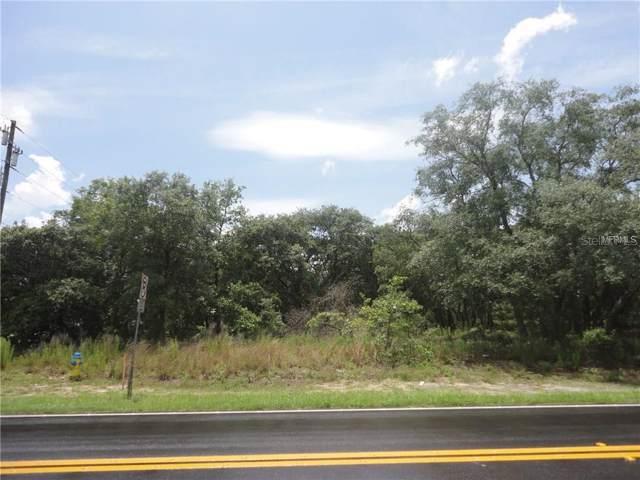 0 Shady Hills Road, Spring Hill, FL 34610 (MLS #T3189666) :: Cartwright Realty