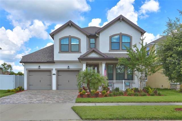 12318 Streambed Drive, Riverview, FL 33579 (MLS #T3189796) :: The Duncan Duo Team