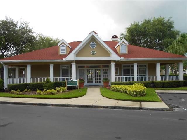 9481 Highland Oak Drive #1316, Tampa, FL 33647 (MLS #T3189817) :: Florida Real Estate Sellers at Keller Williams Realty